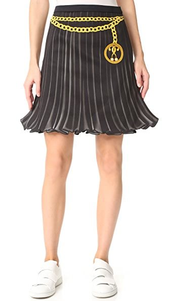 Moschino Pleated Skirt at Shopbop