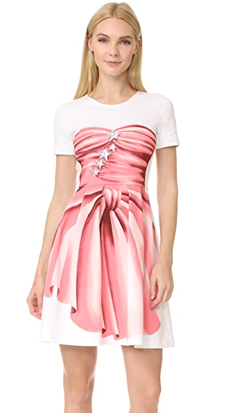 Moschino Short Sleeve Dress at Shopbop