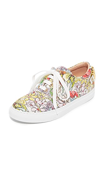 Moschino Sneakers - Floral Multi