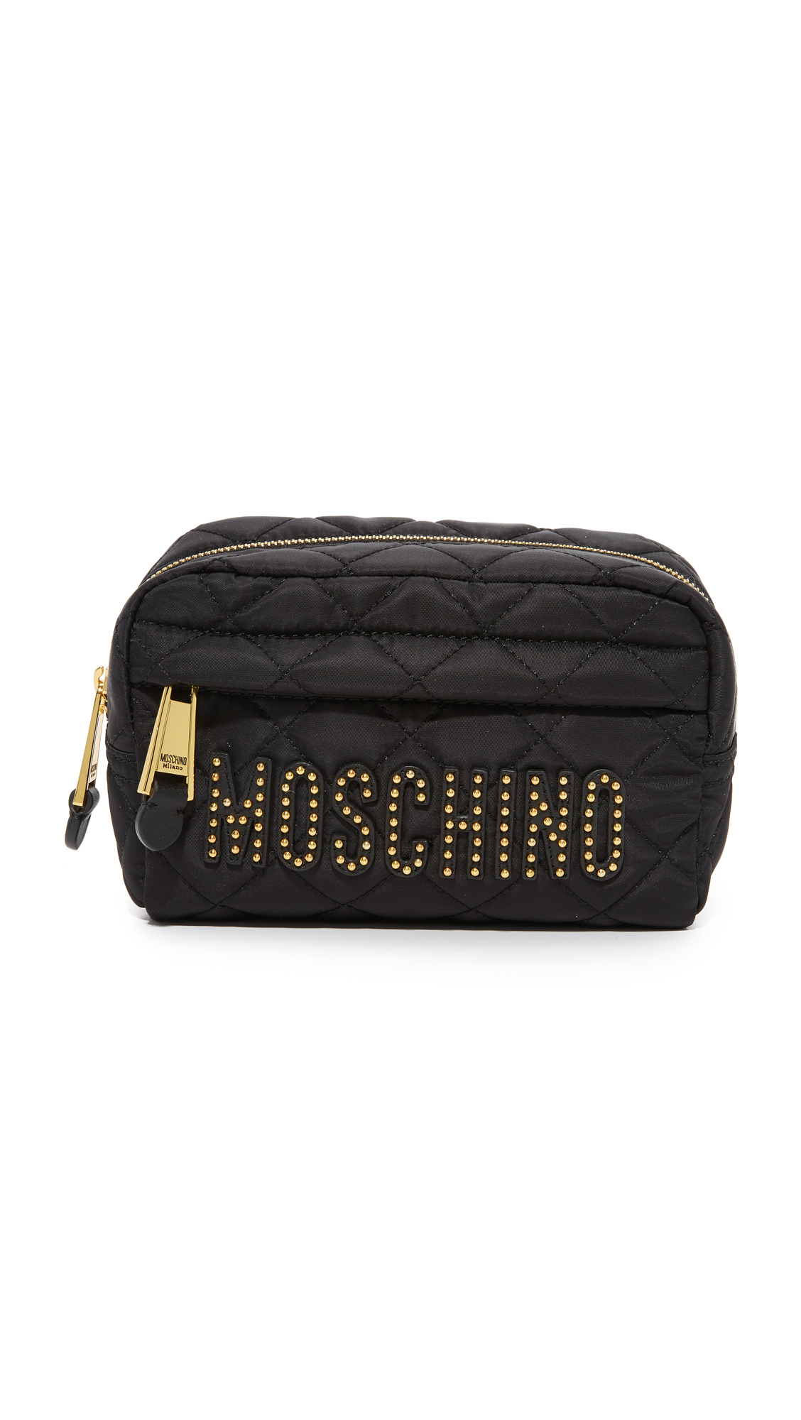 Moschino Beauty Case - Black at Shopbop