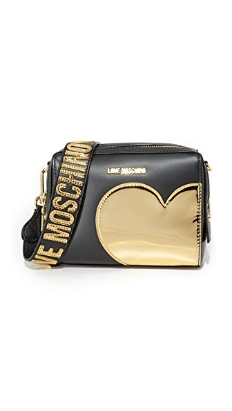 Moschino Love Moschino Camera Bag - Black
