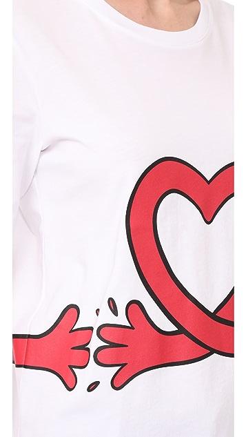Moschino Love Moschino Tee