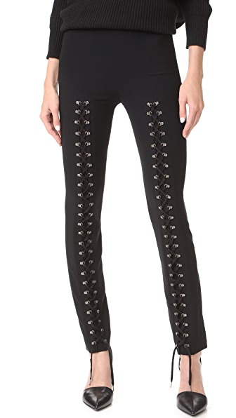 Moschino Trousers - Black