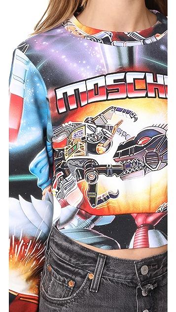 Moschino Transformers Sweatshirt