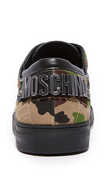 Moschino W. Sneakers