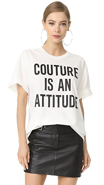 Moschino Oversized T Shirt at Shopbop