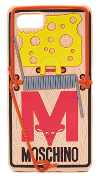 Moschino Capsule Silicone iPhone 7 Case