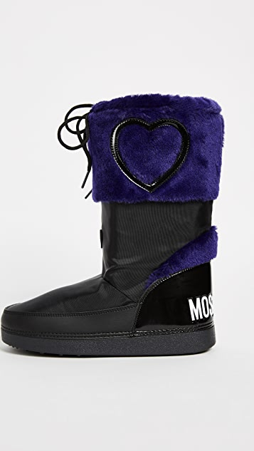 Moschino Love Moschino Ankle Boots