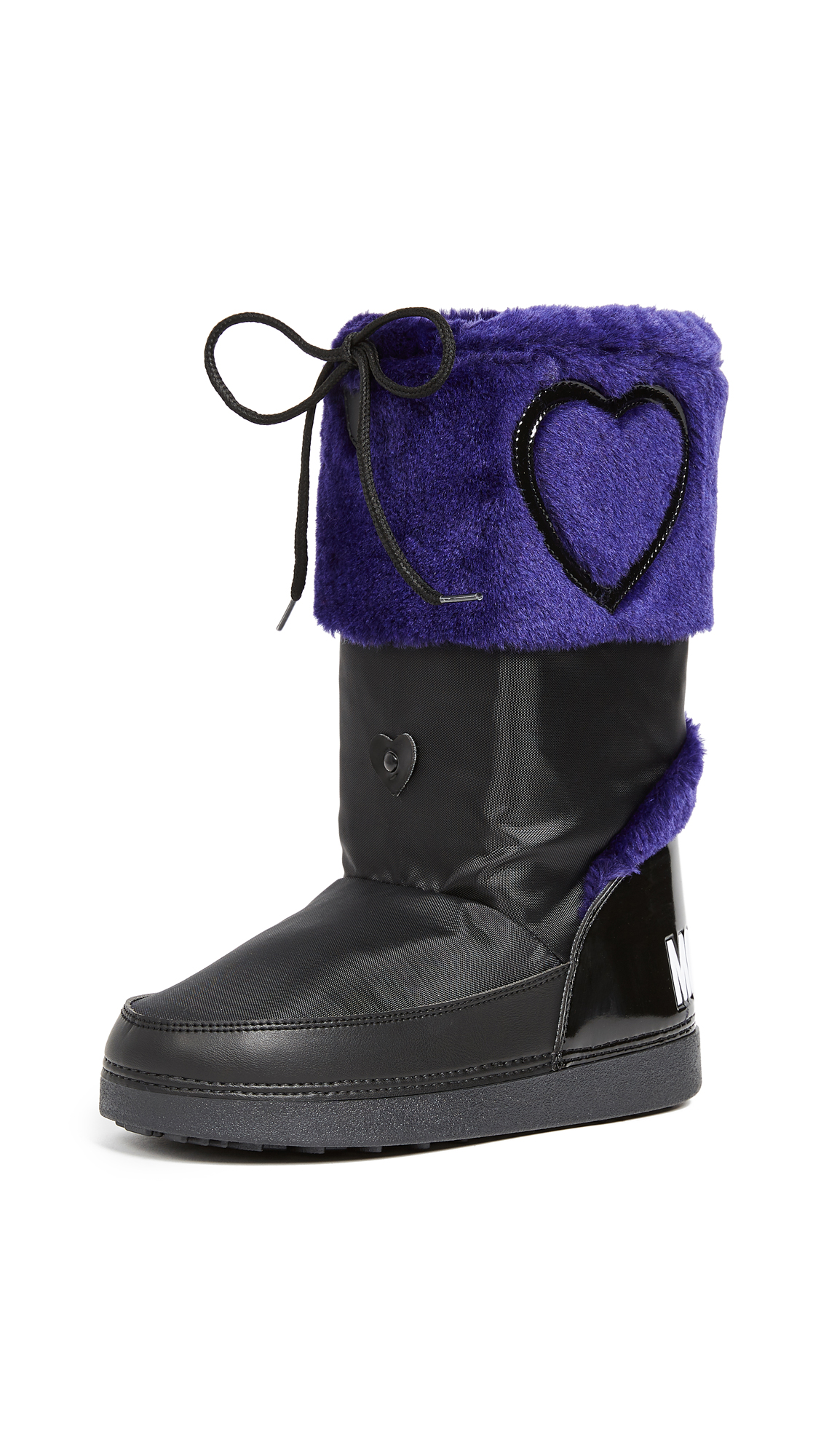 Moschino Love Moschino Ankle Boots - Navy