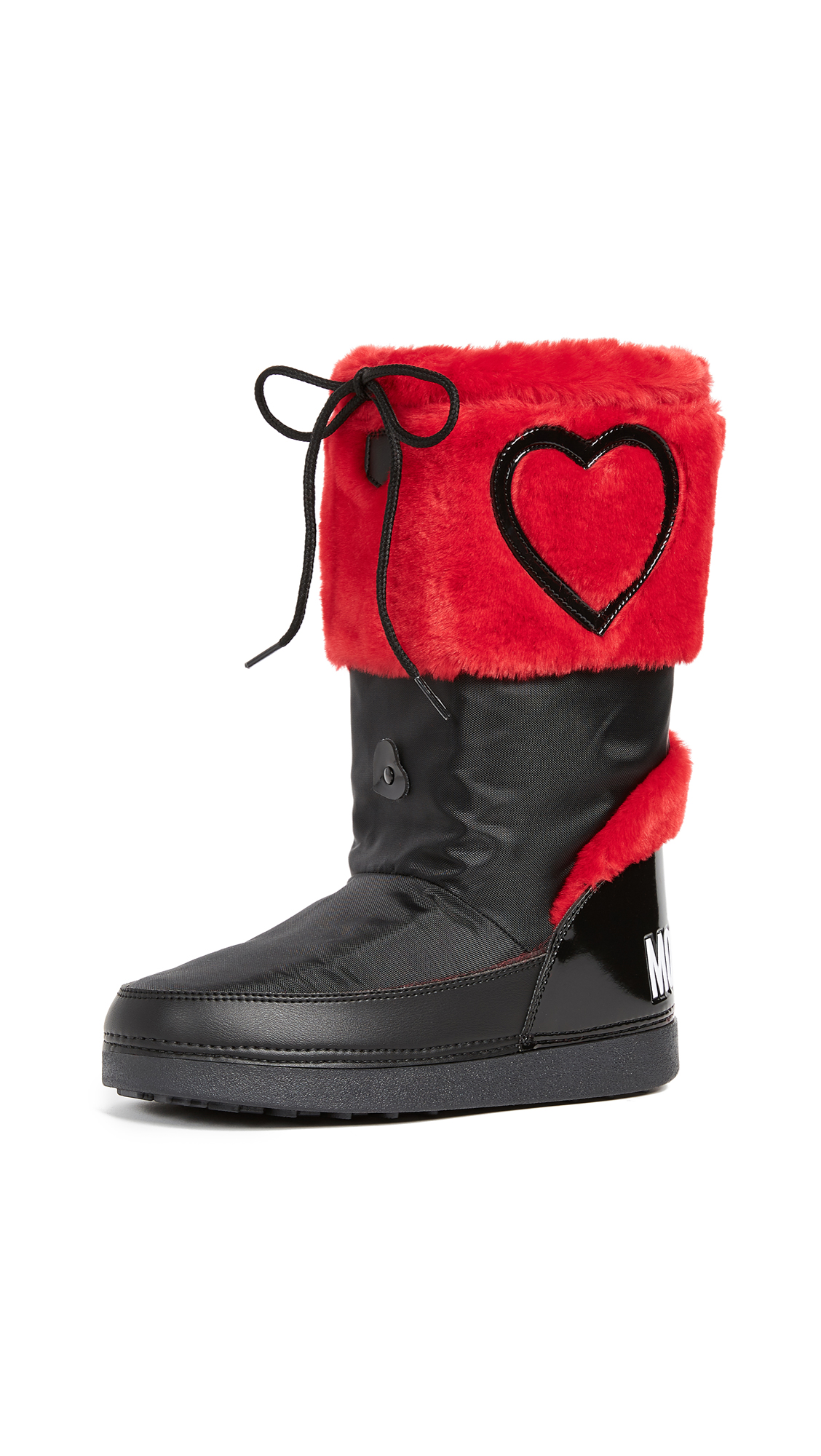 Moschino Love Moschino Ankle Boots - Red