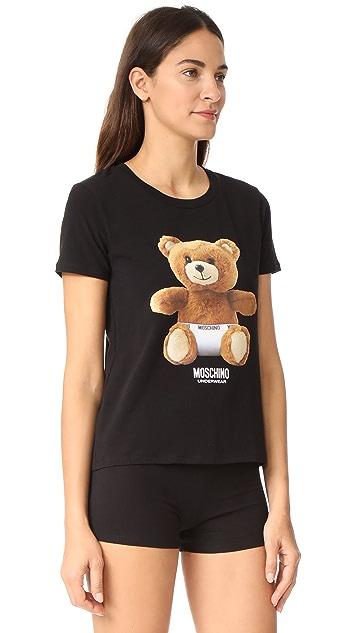 Moschino Short Sleeve T-Shirt
