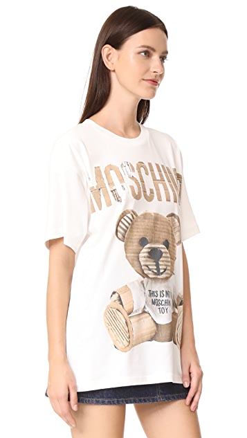 Moschino Oversize Bear Shirt