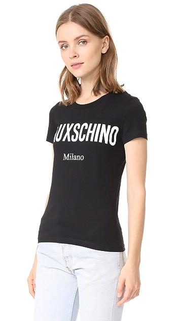 Moschino Fauxschino Shirt