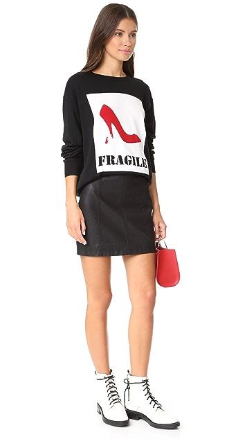 Moschino Fragile Sweater