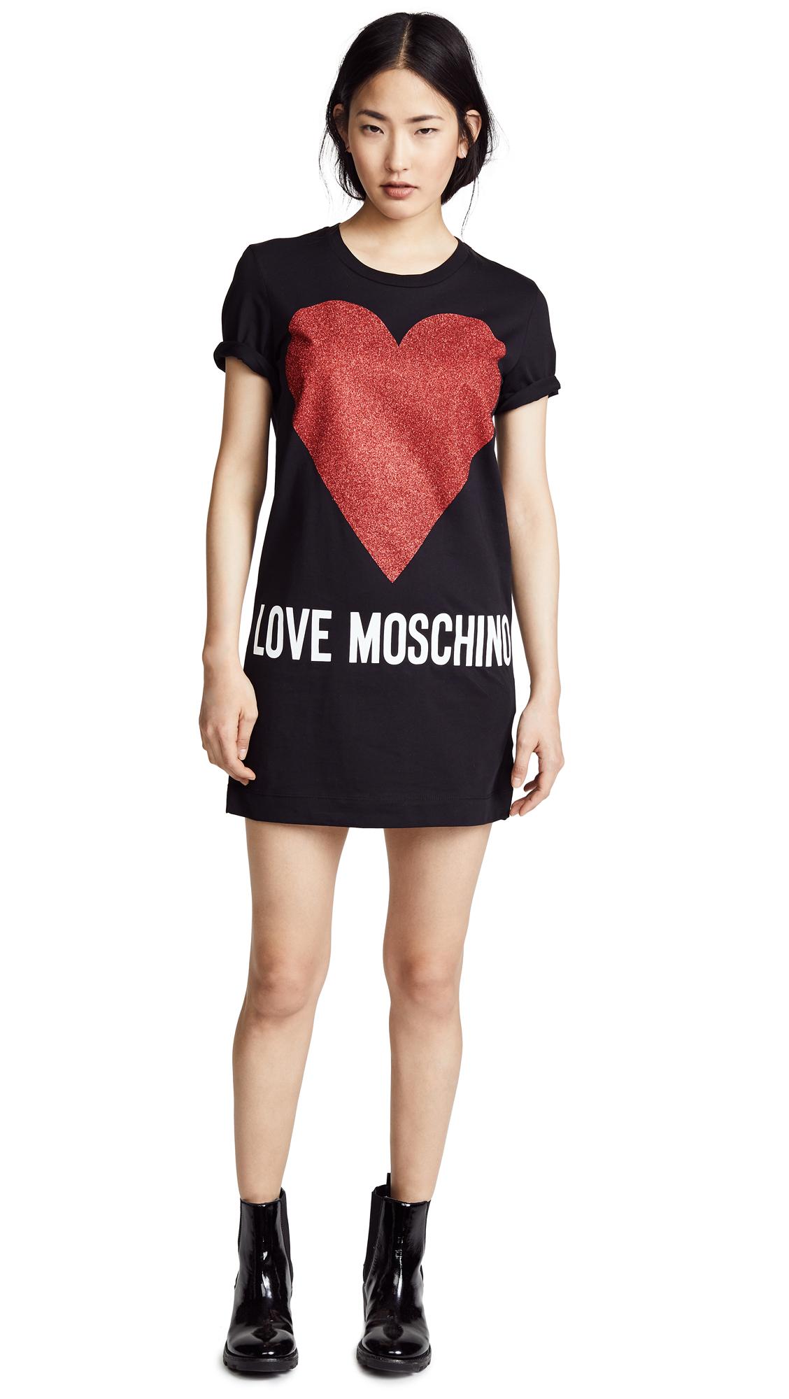 Moschino Love Moschino T-Shirt Dress