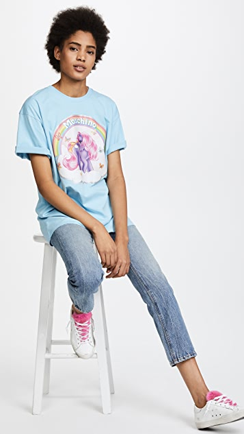 Moschino Oversized My Little Pony Tee