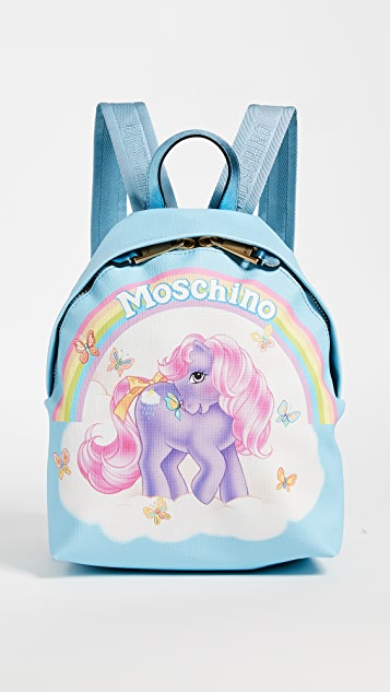 Moschino My Little Pony Backpack