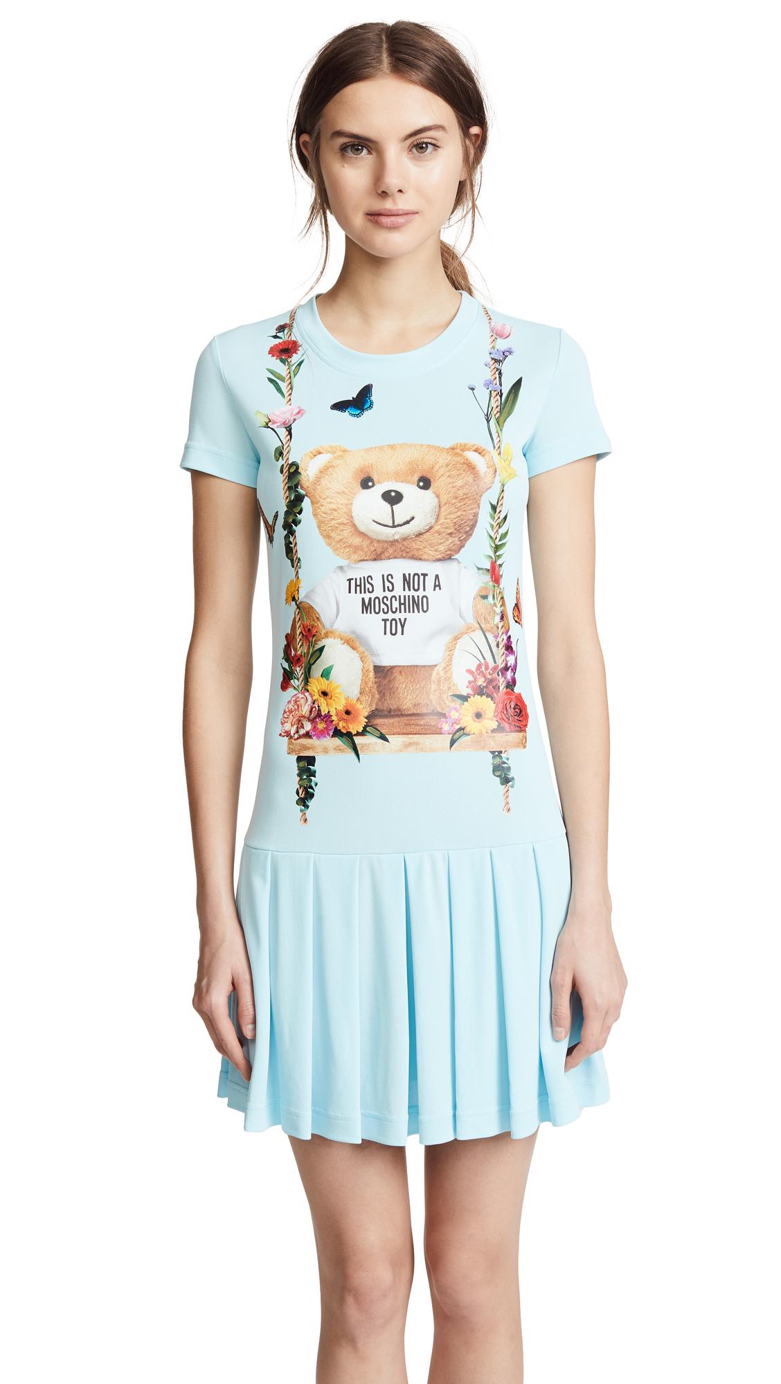 BEAR TEE DRESS