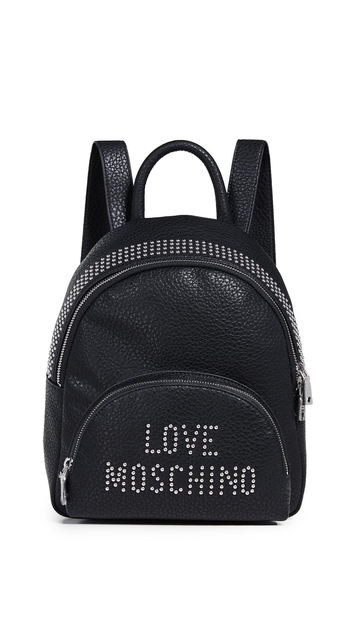 Moschino Love Moschino Backpack - Black