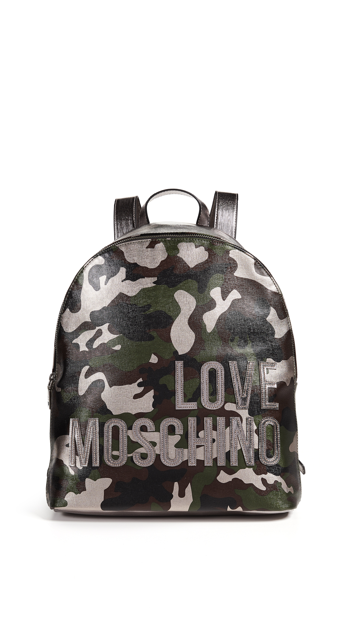 Moschino Love Moschino Camo Backpack - Multi