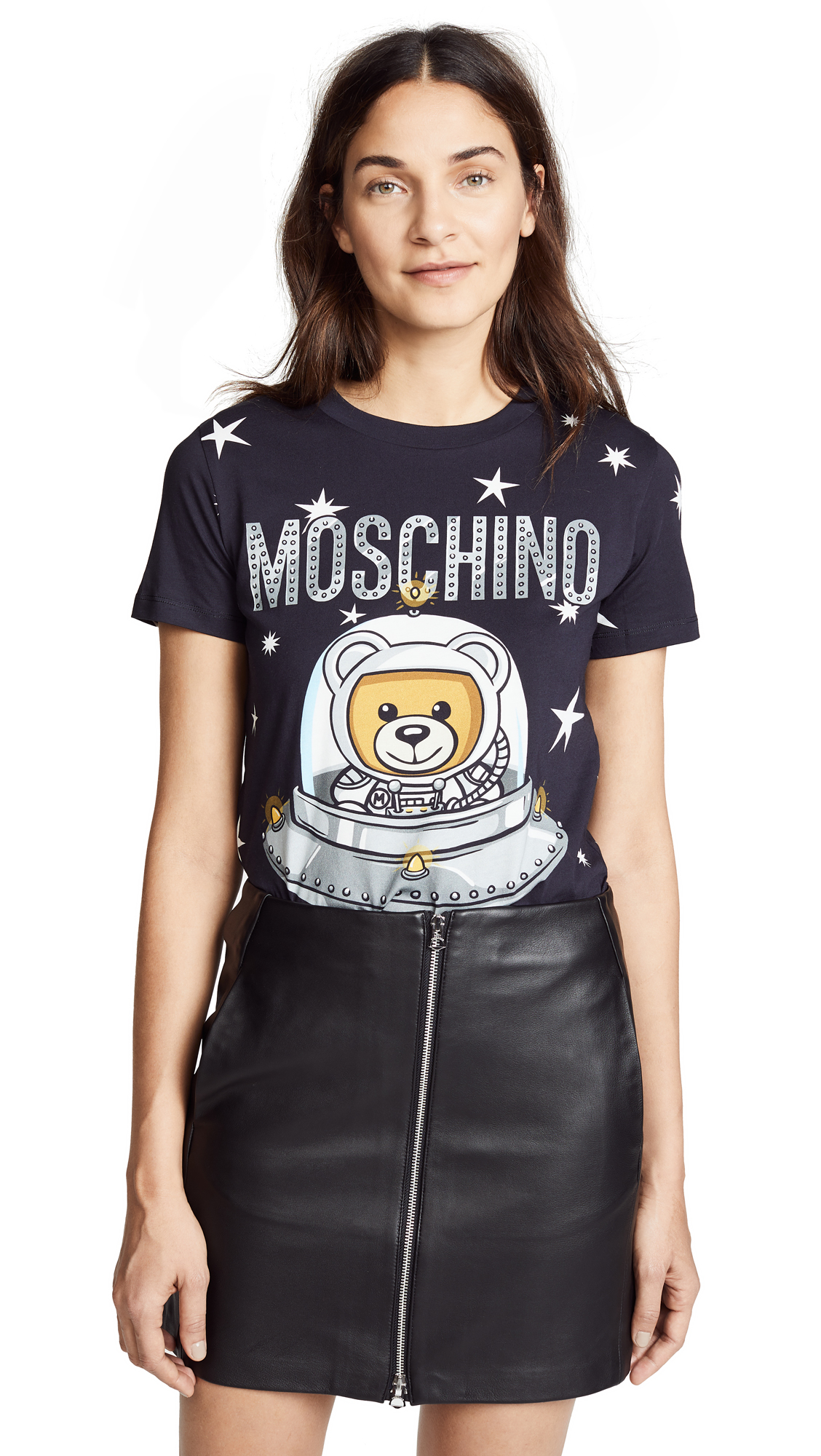 SPACESHIP BEAR TEE