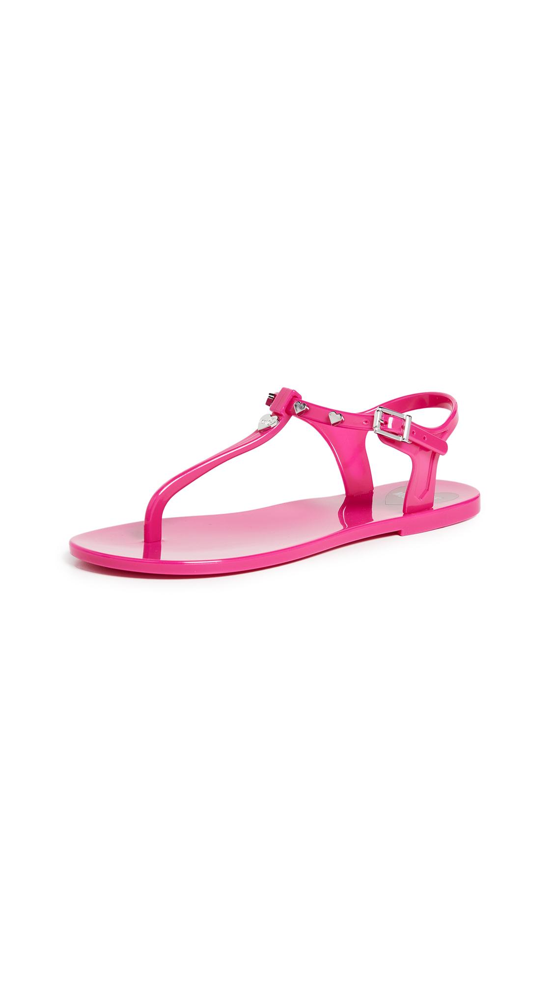 Moschino Love Moschino Thong Sandals - Hot Pink