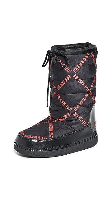 Moschino Love Moschino Boots