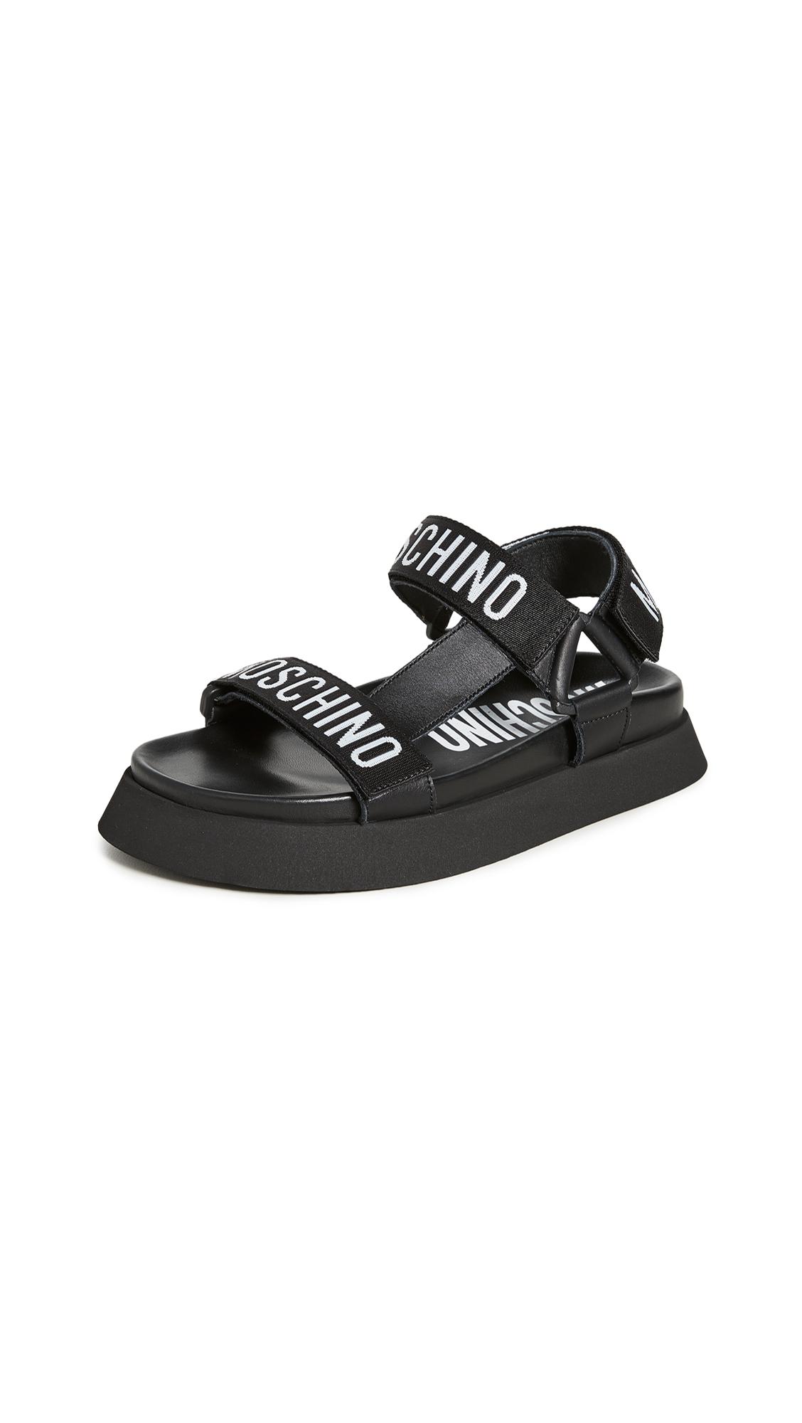 Buy Moschino online - photo of Moschino Moschino Sandals