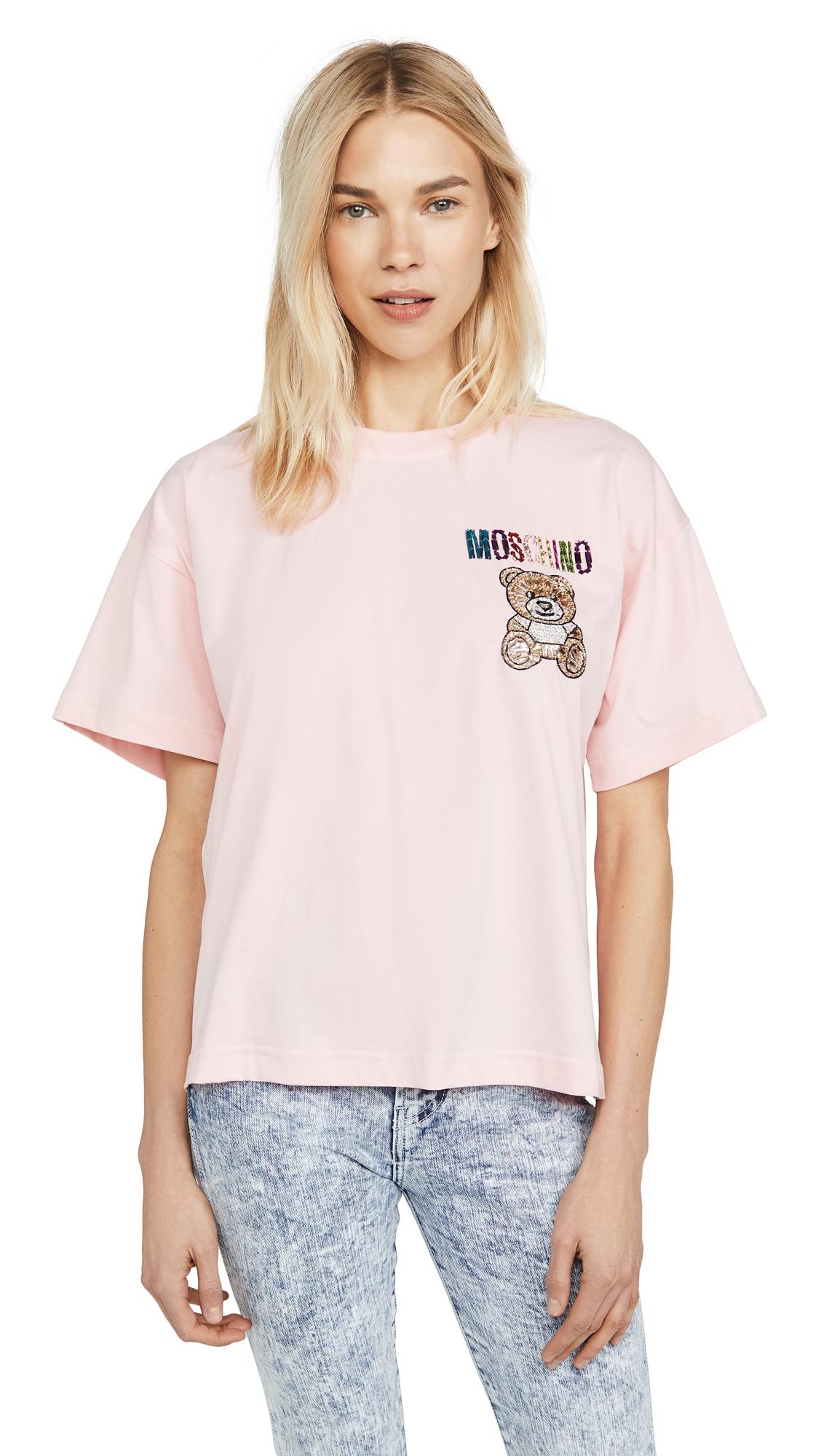 Buy Moschino online - photo of Moschino Small Bear T-Shirt