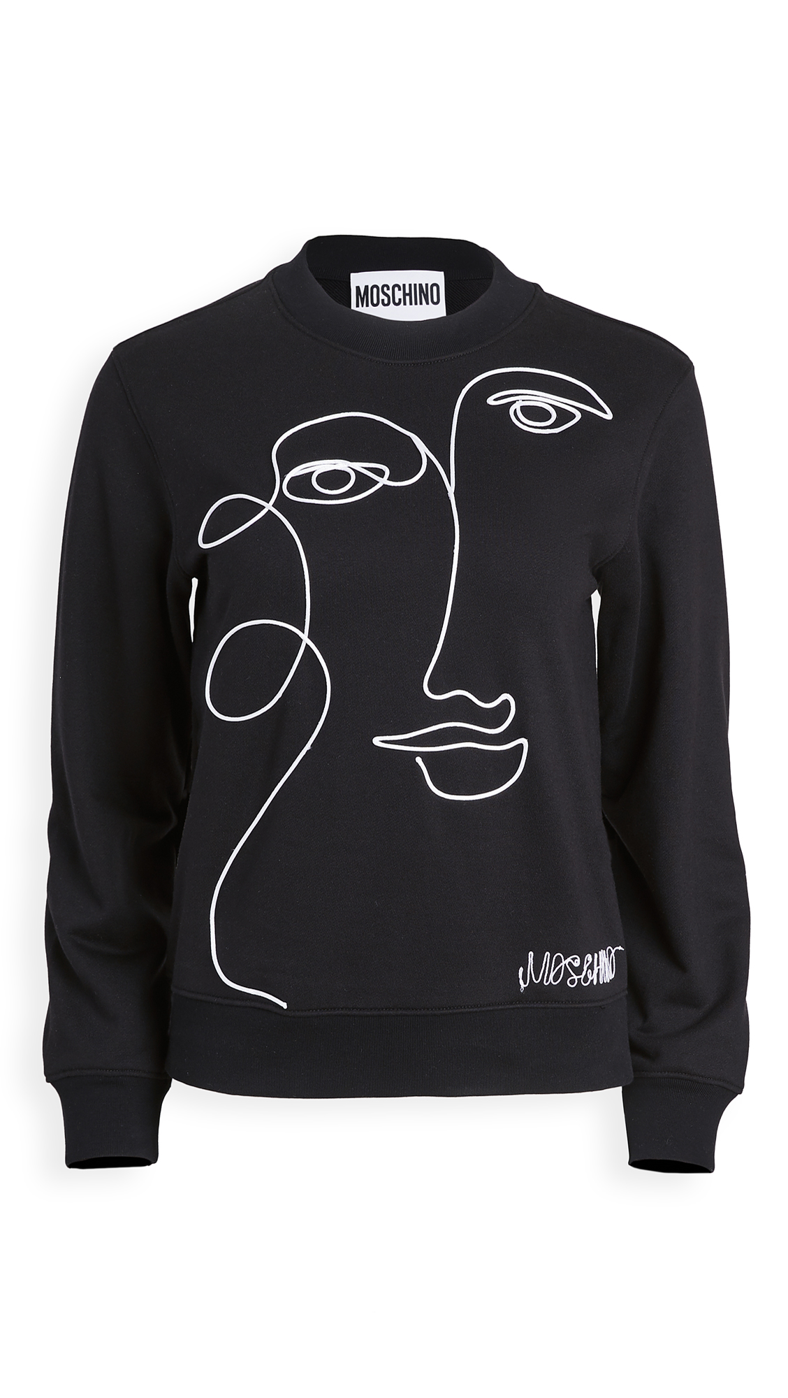 Moschino Artwork Sweatshirt – 40% Off Sale