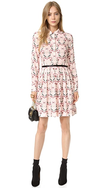 Mother of Pearl Hurley Shirtdress