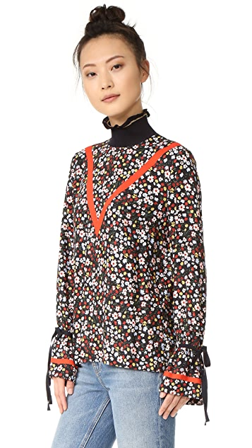 Mother of Pearl Roma Blouse