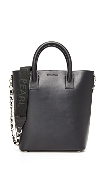 Mother of Pearl Mini Tote
