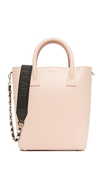 Mother of Pearl Hoxton Mini Tote - Pink