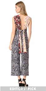 Freya Jumpsuit Mother of Pearl