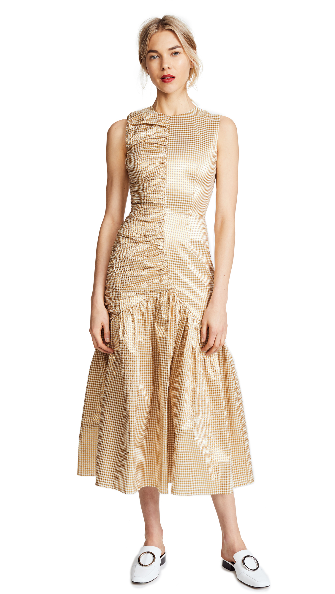 Mother of Pearl Pauletta Dress
