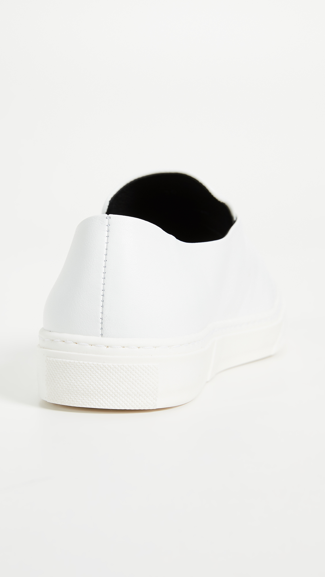 Mother of Pearl FLETCHER - Slip-ons - white oJ9wf6pnI