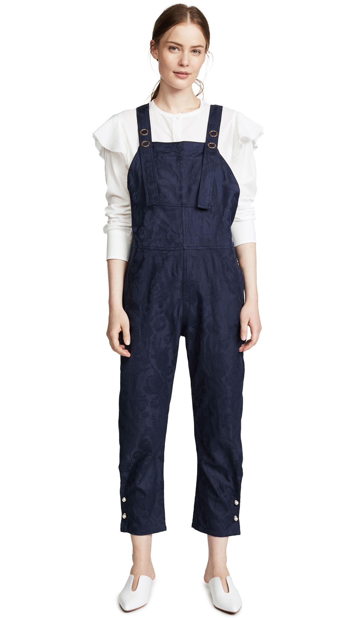 FRANKIE OVERALL DUNGAREES