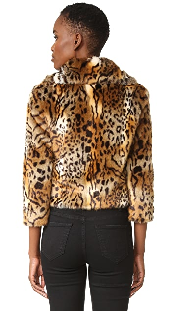 MOTHER The Boxy Crop Jacket