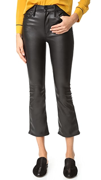 MOTHER The Insider Crop Pants