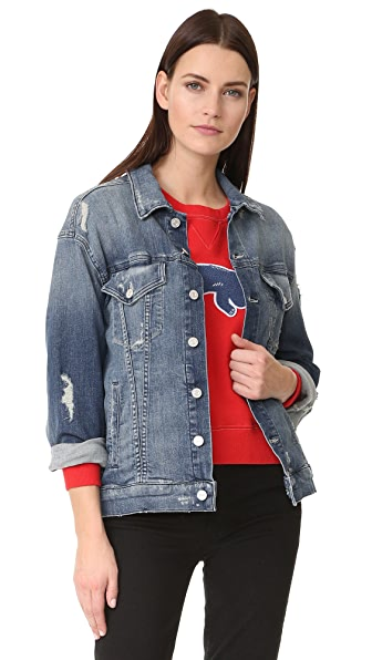 MOTHER The Drifter Denim Jacket - Gypsy
