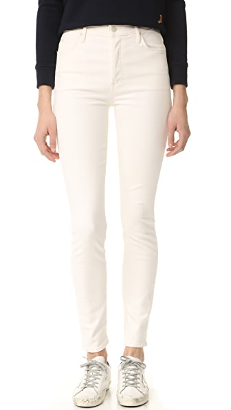 MOTHER The Stunner Jeans - Whipping the Cream