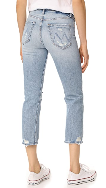 MOTHER The Tomcat Jeans