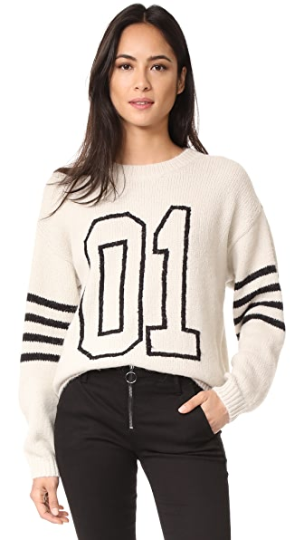 MOTHER The Sweater at Shopbop