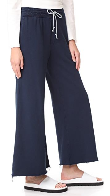 MOTHER Lounge Roller Sweatpants