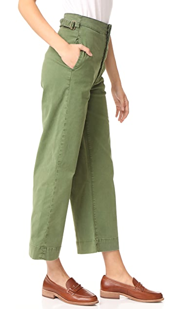MOTHER The Cinch Greaser Pants