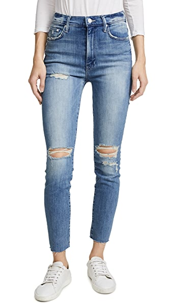 Swooner Ankle Fray Jeans