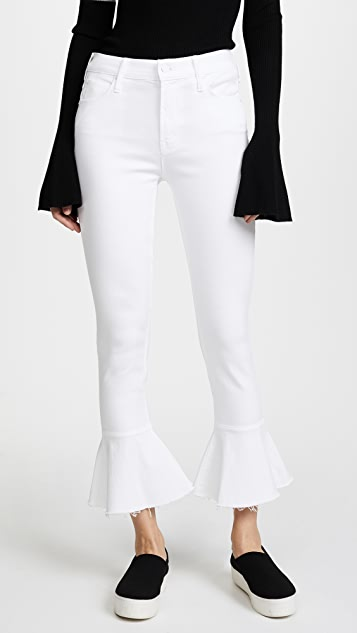 MOTHER Cha Cha Fray Jeans