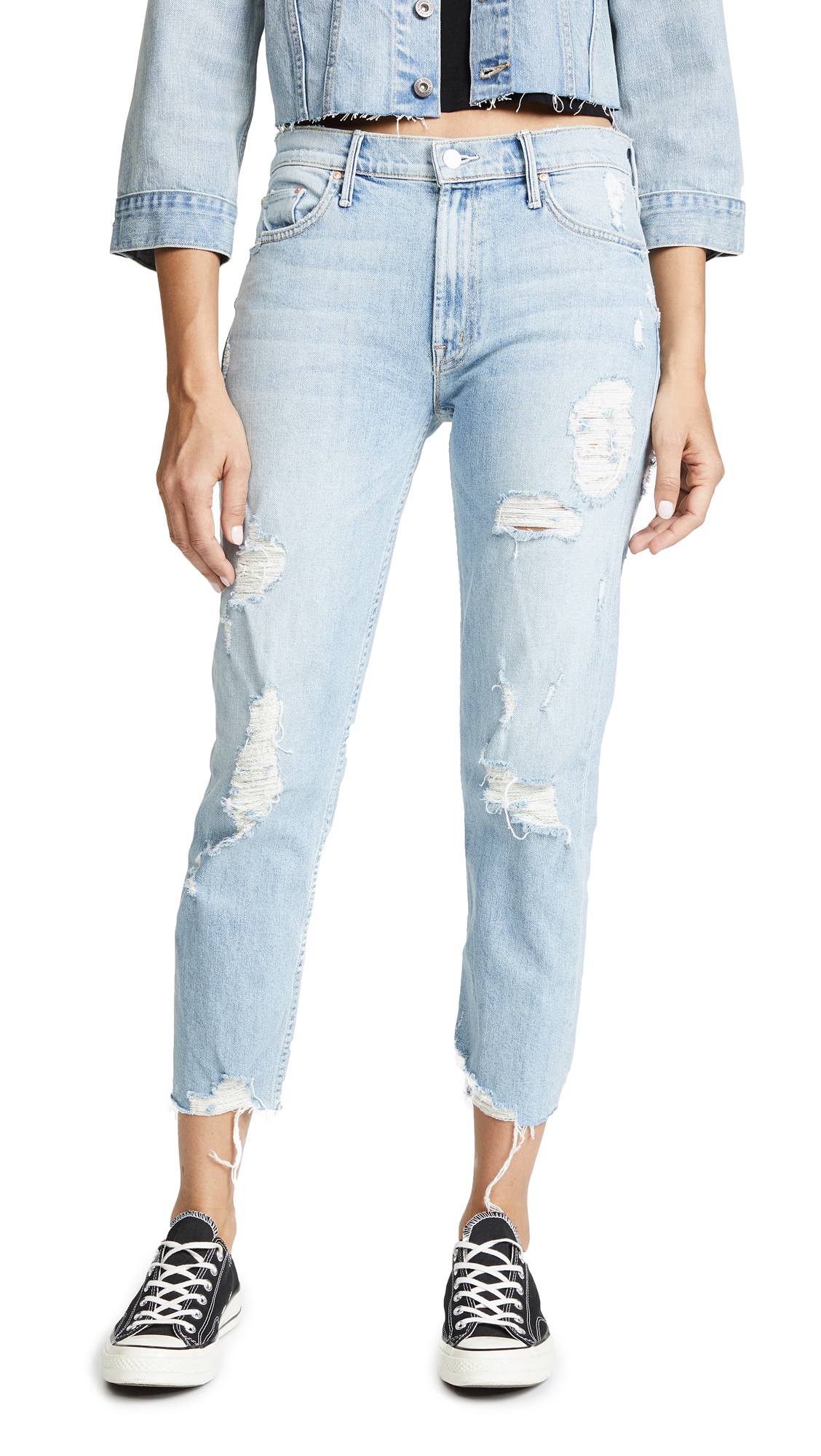 MOTHER The Sinner Jeans In Thanks For Nothin'