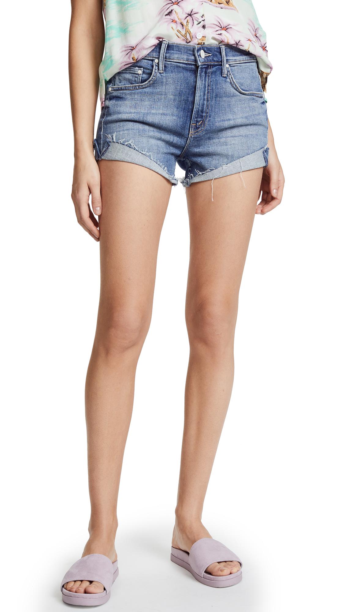 Rascal Slit Flip Shorts